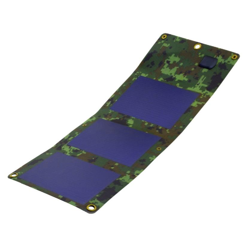 Panel solar 3W, USB 5V, 0.6A, s3W1C