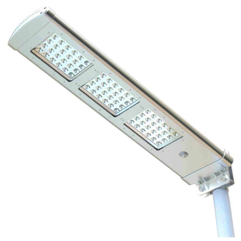 Solar-Straßenlampe mit Bewegungssensor, SSL03