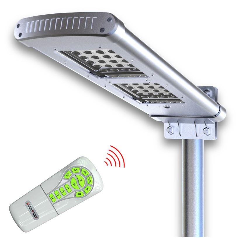 Lámpara solar para calle con sensor de movimiento, SSL02