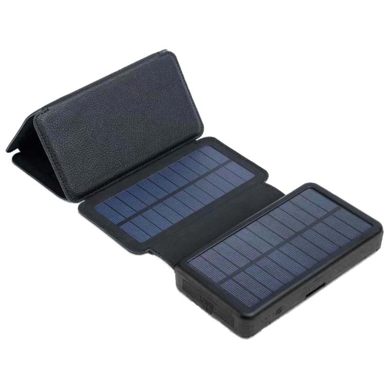 Panneau solaire 9W avec power bank 20000mAh (74Wh), ES20000B