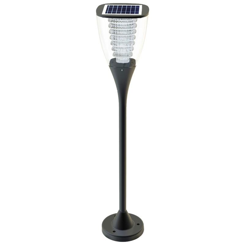 Solar Gartenlaterne, LED PV 1.6W Dämmerungssensor ESL-25H