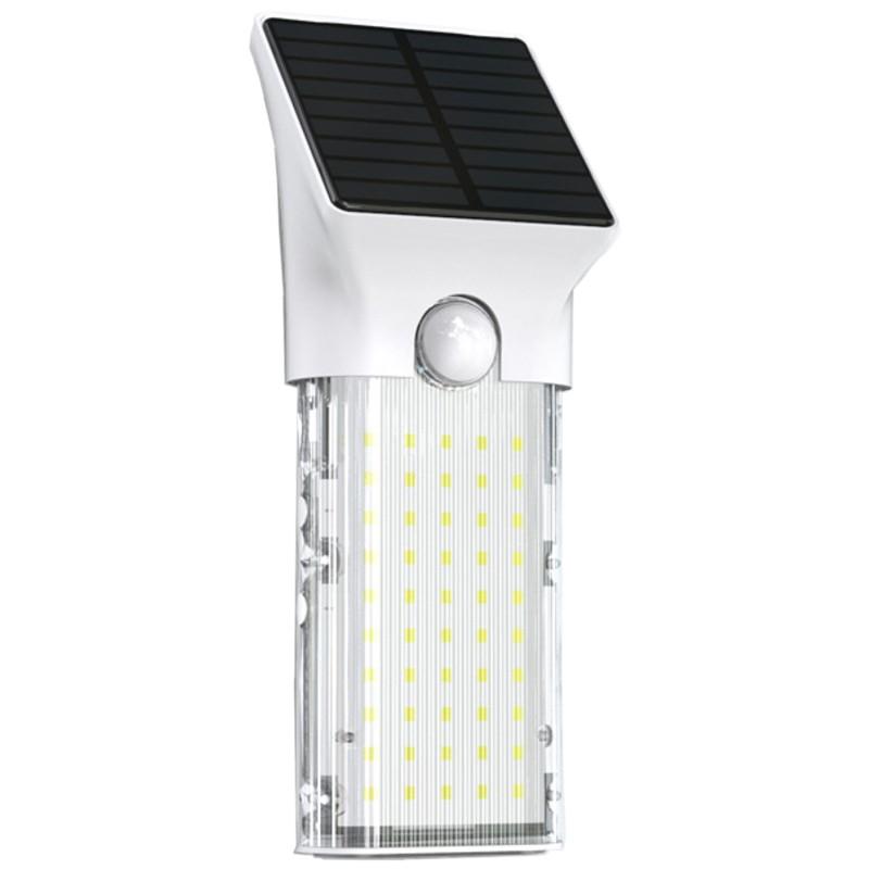 Солнечная УФ-вироцидная лампа 3в1, 1000лм LED PV 1W, SWL-15