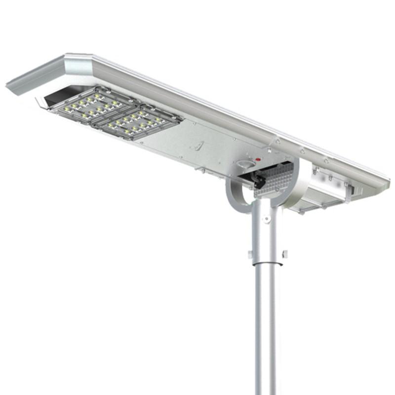Solar street lampa med rörelsesensor, SSL34