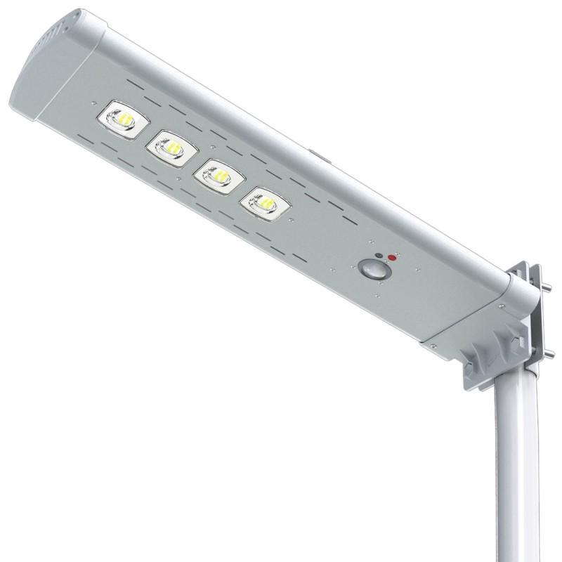 Lampe solaire de rue avec un détecteur, SSL06N