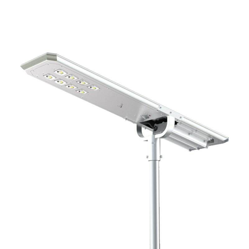 Solar gatelampe med bevegelsessensor, SSL36