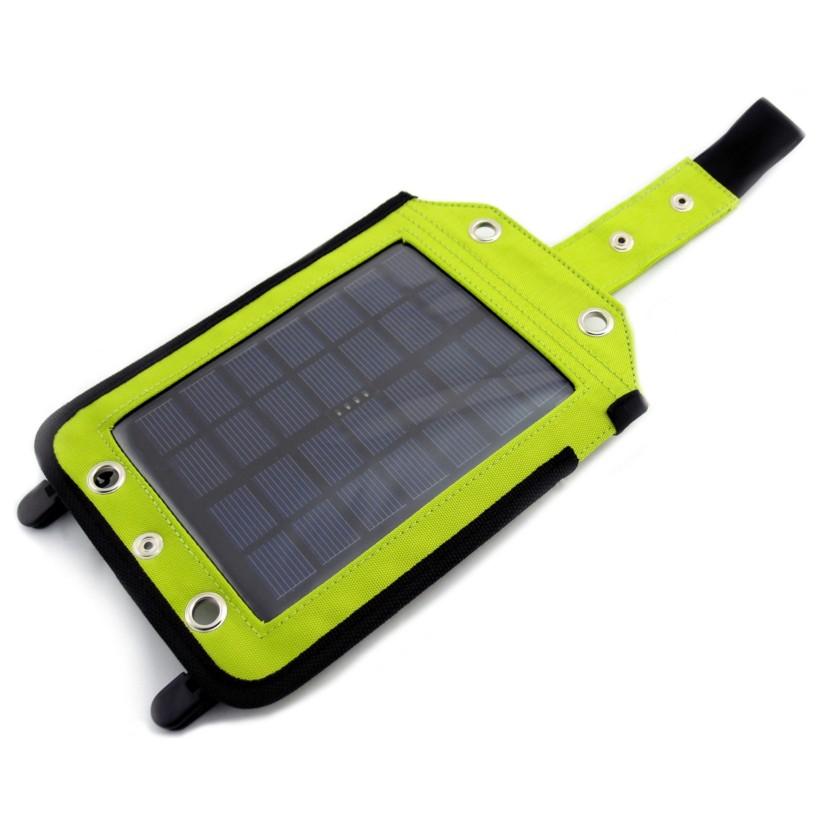 Panel solar 2.5W con Power Bank 3000mAh, SC30G